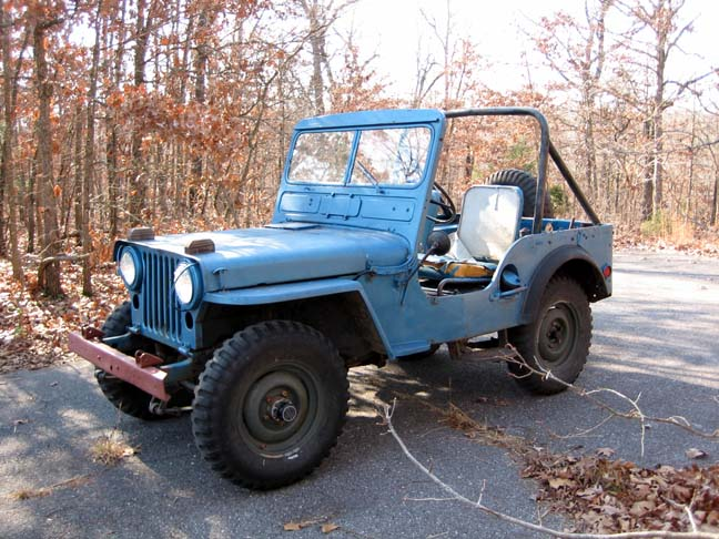 Flat Fender Jeep >> Classic Military Vehicles | Your Source for Vintage Flat ...