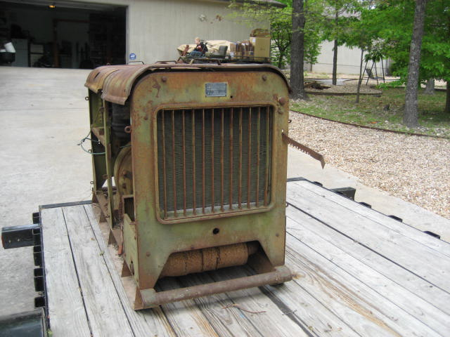 Military Vehicles For Sale >> PE-95 Generator, Parting Out. | Classic Military Vehicles