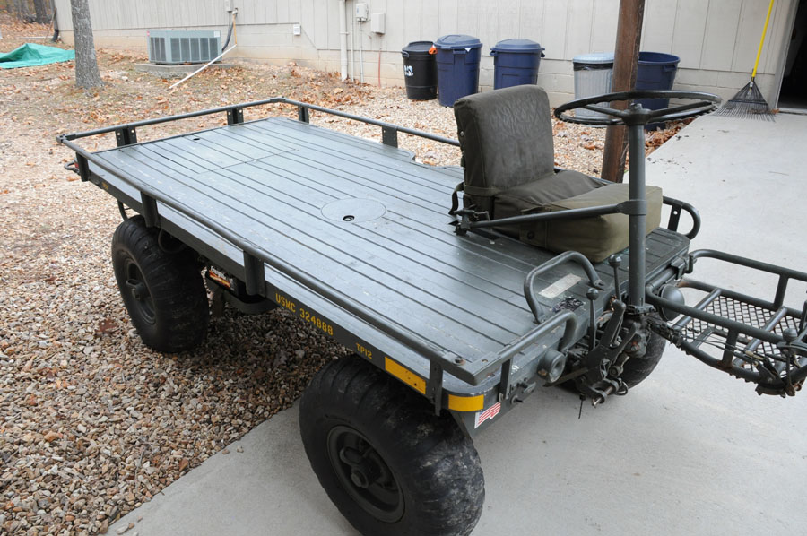 1968 M274 A5 Military Mule Sold Classic Military Vehicles