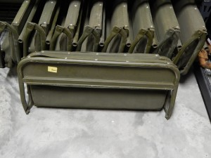 Used Military Vehicles >> M38 M38A1 Rear Seat NOS | Classic Military Vehicles