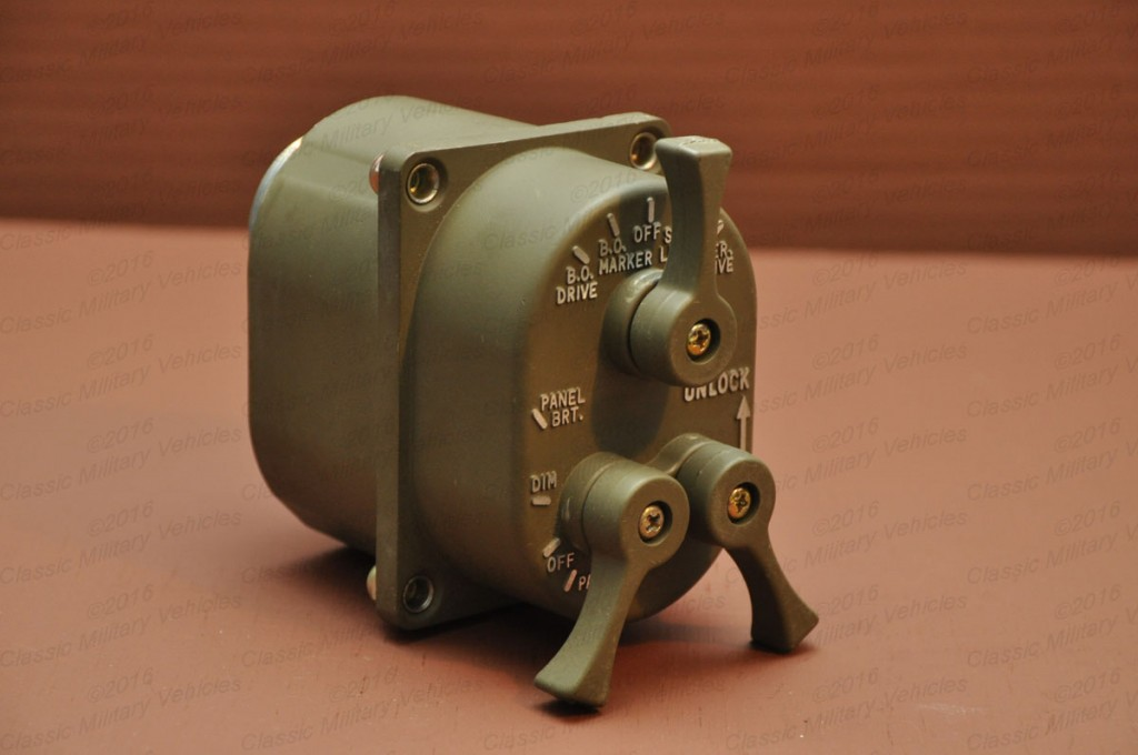 Cheap Military Surplus >> Military Light Switch, M Series | Classic Military Vehicles