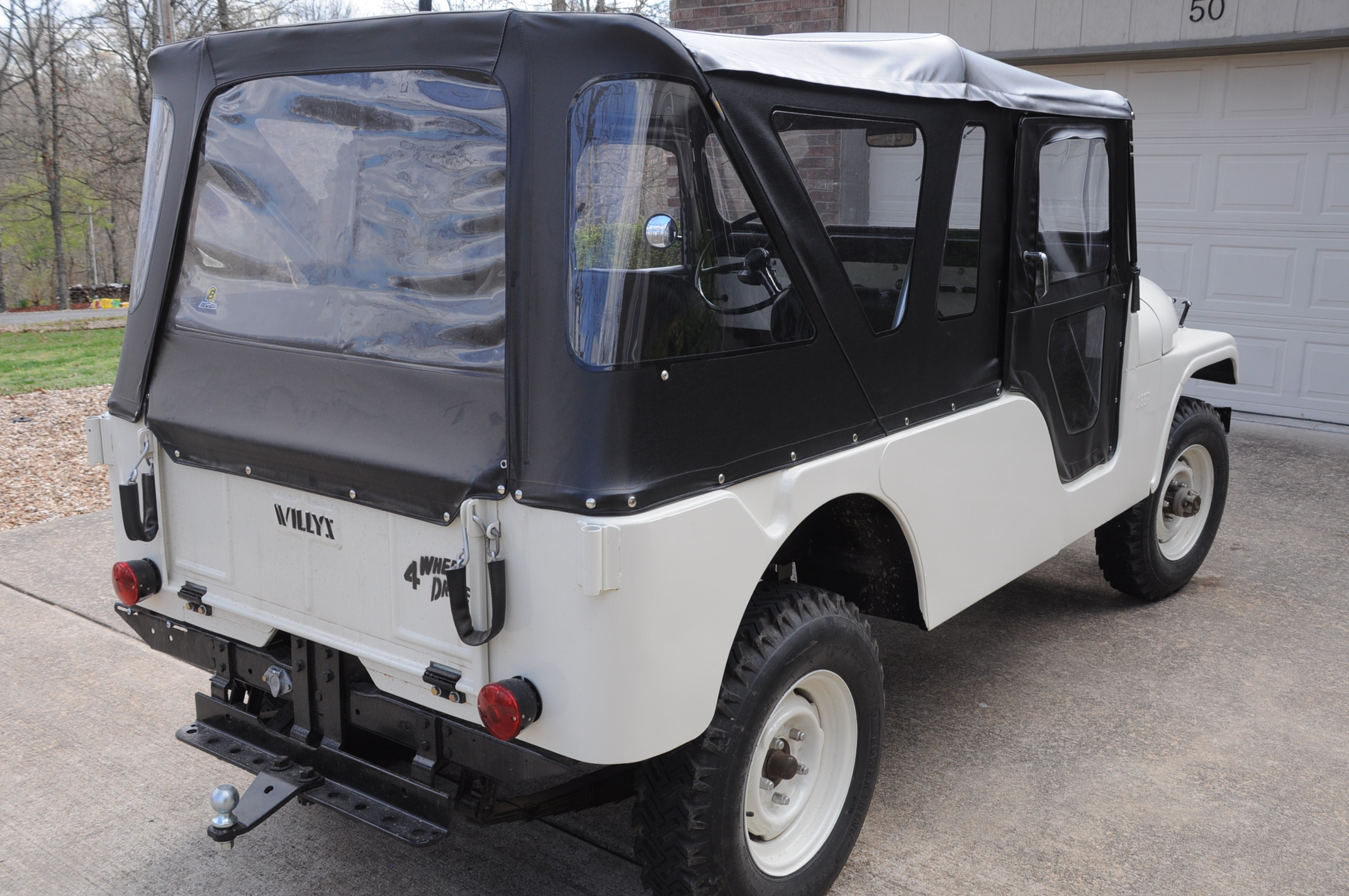 Willys Jeeps For Sale >> 1963 Willys CJ6 | Classic Military Vehicles