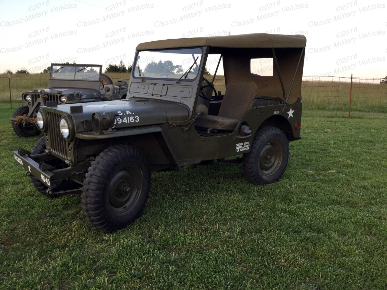 Military Vehicle Restoration Services Classic Military Vehicles