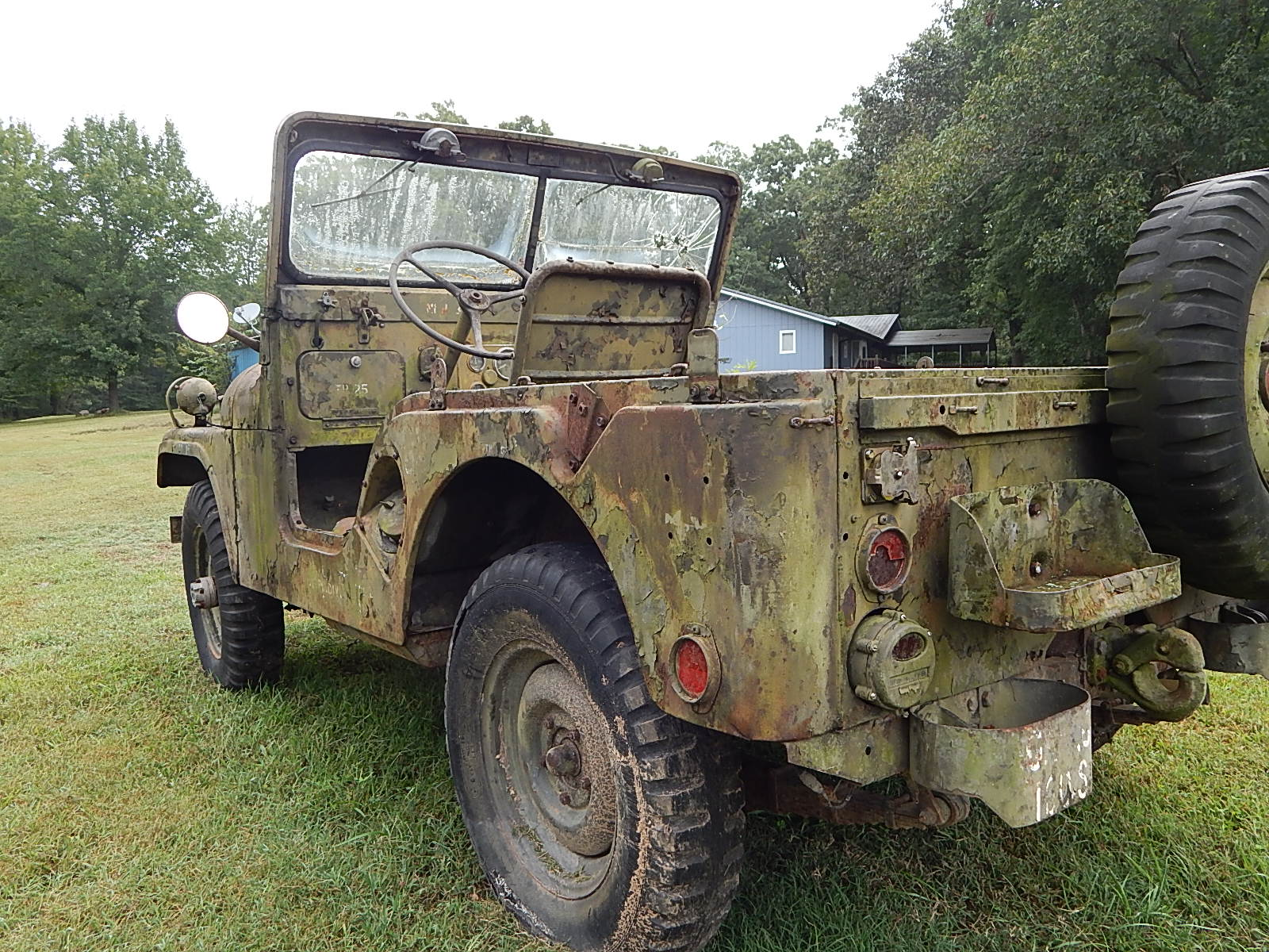 1954 Willys M38a1 Army Jeep For Sale Classic Military