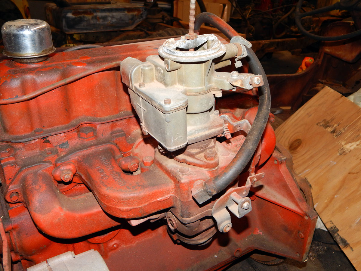 Parts For Cars >> Chevy 153 Engine | Classic Military Vehicles