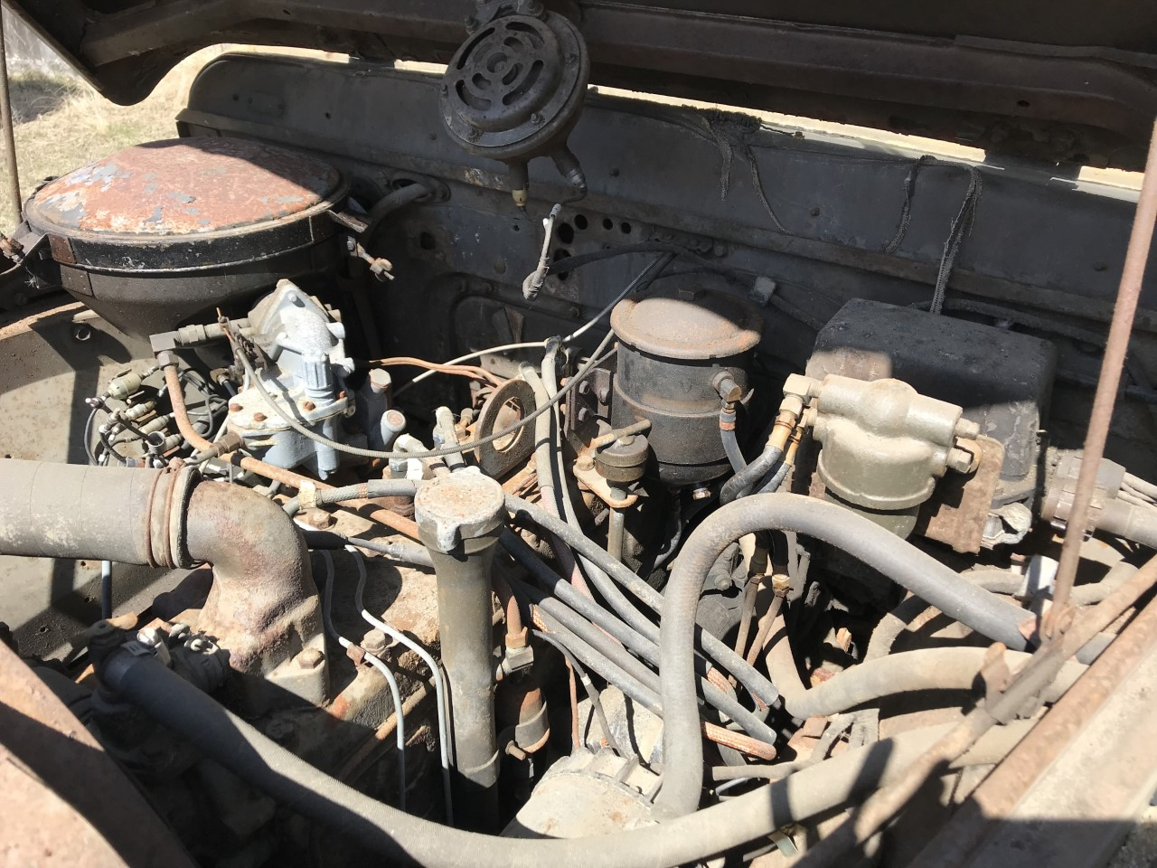 1952 Dodge M37 for Sale  Boston MA Area  - G503 Military Vehicle